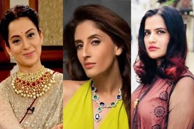 Farah Ali Khan raised questions against Kangana Ranaut, Sona Mohapatra gave this answer