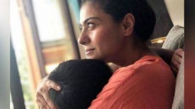 Ajay's son's birthday will be celebrated in a special way, Kajol shared a photo!