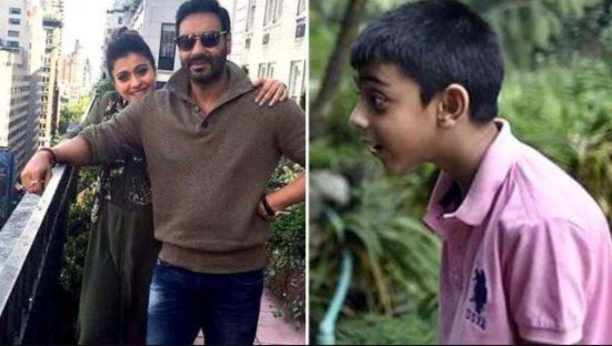 9 साल का हुआ अजय-काजोल का युग, कपल ने यूं किया जन्मदिन विश