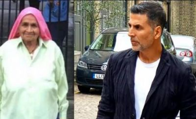 Shooter Dadi tweeted Akshay Kumar, Here's how actor replied