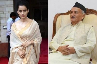 Kangana Ranaut to meet Maharashtra Governor today