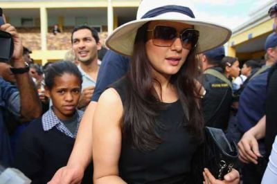 Preity Zinta's big act after returning to India, turned down offer of this famous director's film