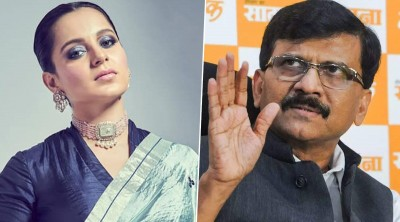 BJP complains to police against Sanjay Raut for this reason