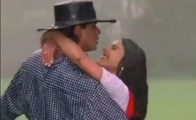 Here's Shahrukh and Kajol of Kenya, watch the unmissable video posted by the veteran actor