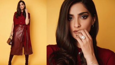 Sonam Kapoor's latest picture is winning hearts, check out royal look of  actress here