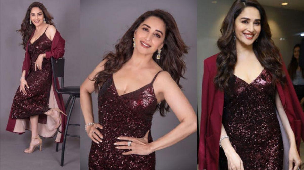 Nexa IIFA 2019: Madhuri Dixit revealed, due to these actresses I...