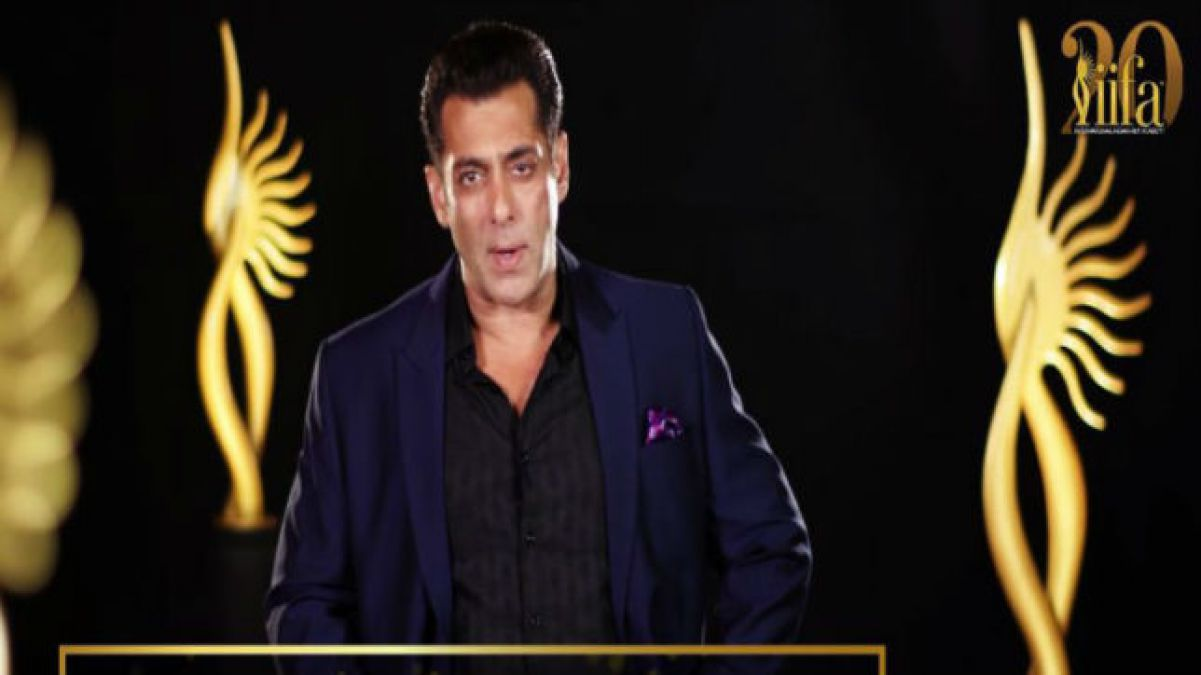 NEXA IIFA Awards 2019: Salman said this special thing about the ceremony, know here