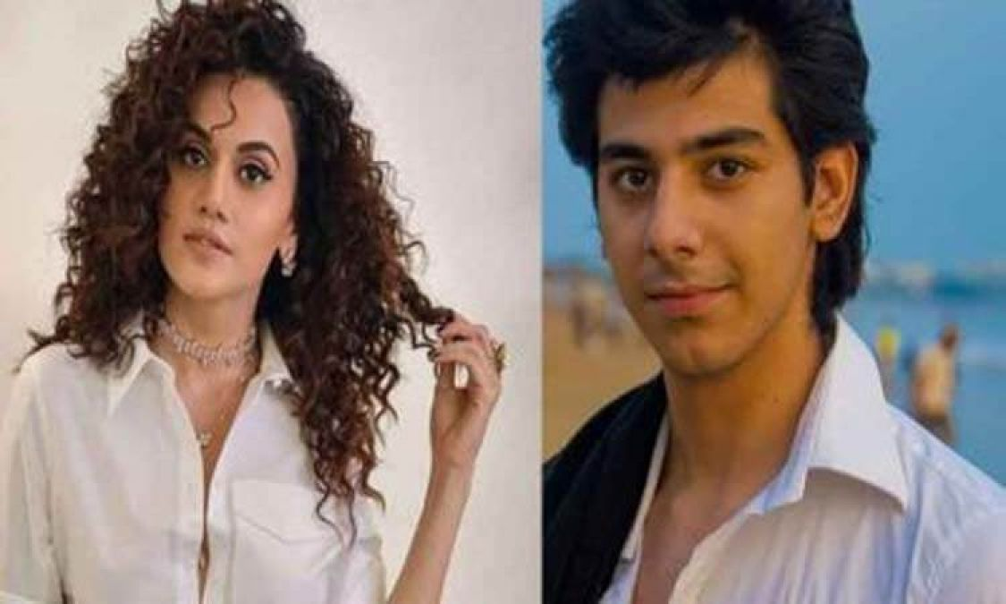 This actor is making  Bollywood debut with Taapsee's 'Thappad'