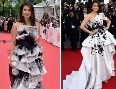 TIFF red carpet: Priyanka Chopra's outfit reminded fans of Aishwarya Rai Bachchan, trolled accused her of copying Ash
