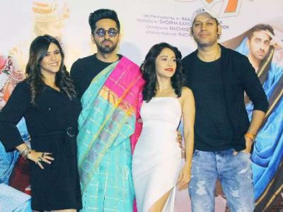 Dream Girl got a perfect Opening, Ayushman Khurana said Something Like this