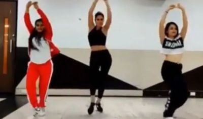 When Katrina Kaif came together with two best dancers, watch the amazing video