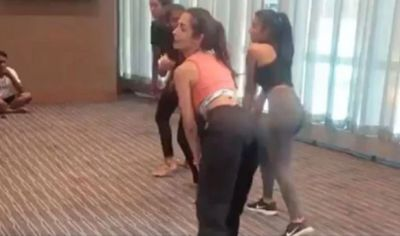 Malaika Arora's twerk in this dance video is unmissbile, check out video here