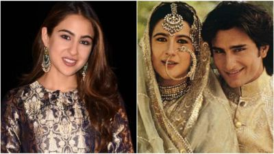 Video: Saif Ali and Amrita Singh reunite for daughter Sara