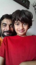 Madhavan family arrives in Dubai, Did this work before starting shooting