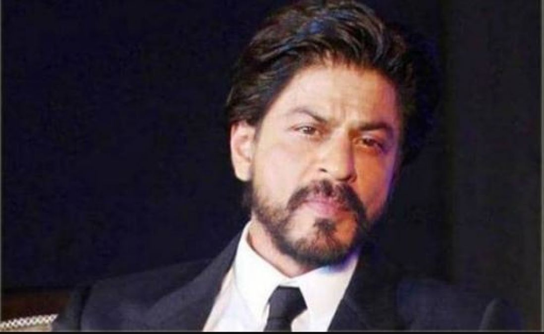 The bride's face faded on seeing Shahrukh Khan, Know the whole matter
