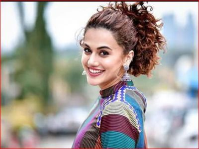Taapsee Pannu faced difficulties while shopping in Delhi