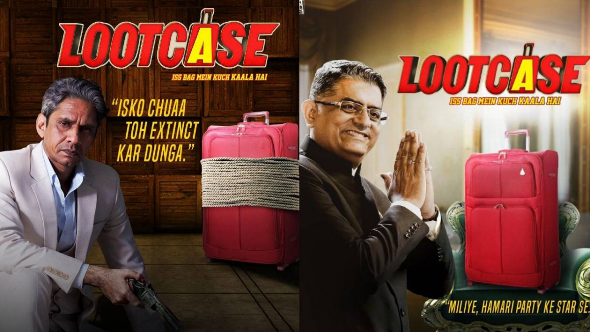Lootcase Poster: Producer shared the looks of its 4 characters