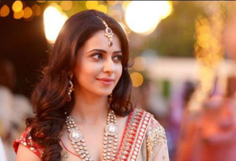 Rakulpreet became the co-owner of this team, Know details