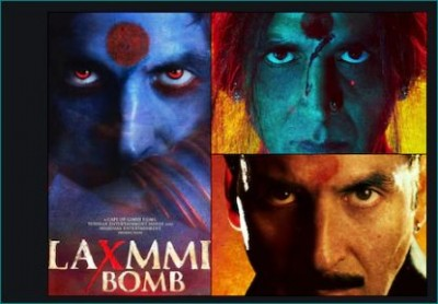 Know why netizens calls coward to Akshay Kumar after watching 'Laxmmi Bomb' trailer