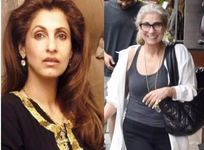 Dimple Kapadia became Hollywood actress, changed her look