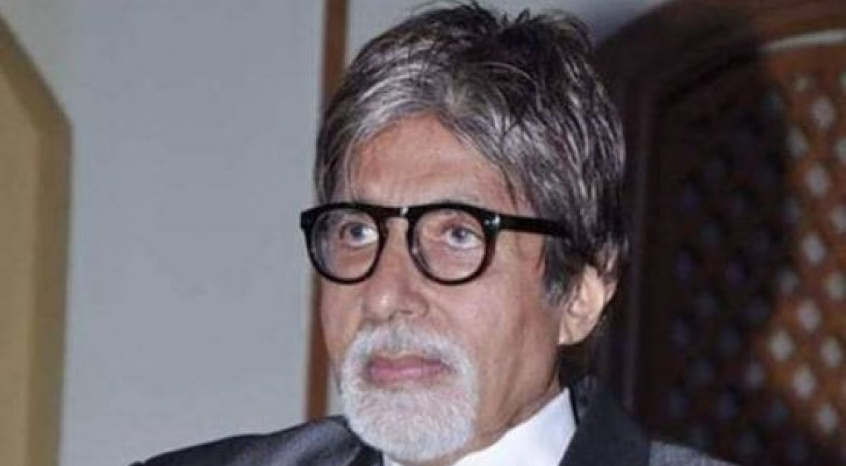 Due to this, Amitabh Bachchan got surrounded by trouble, people protest outside his