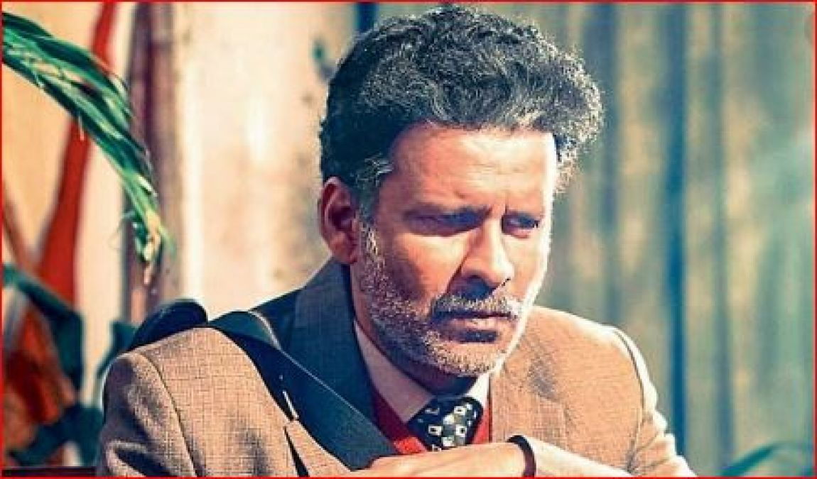 Manoj Bajpayee, working in web-series for the first time, said- 'Both family and job...'