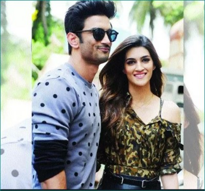 Sushant's personal notes surfaced, Kriti Sanon is mentioned
