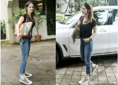 Hrithik's ex-wife Suzanne's bag trends on social media, the price will blow amaze you