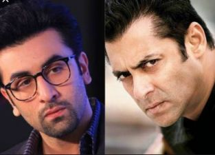 Bhaijaan was angry with Ranbir's casting in this film ..