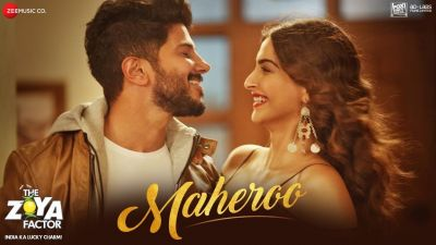 The Zoya Factor: Salman and Sonam's romance in the new song 'Maheroo'