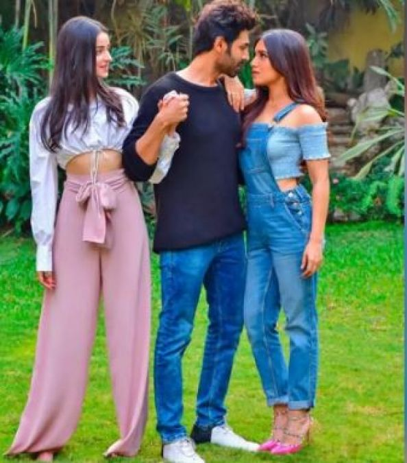 Another actor will appear in 'Pati Patni Aur Woh', will have a strong character