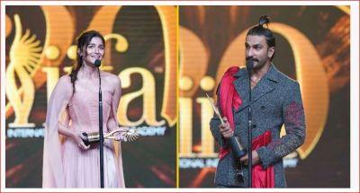 IIFA 2019 Awards: आलिया ने जीता बेस्ट एक्ट्रेस का ख़िताब तो रणवीर बने बेस्ट एक्टर