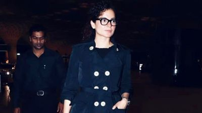 Kangana does not want to leave any stone unturned for Jayalalithaa's biopic, left for America for this work