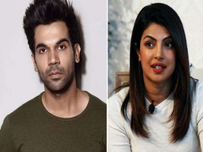 Rajkummar Rao on working with Priyanka Chopra, said 'We'll have a good time working together'