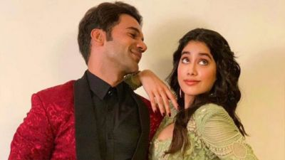 Rajkumar-Janhvi to work together for the first time, Roohi Afza's release date announced