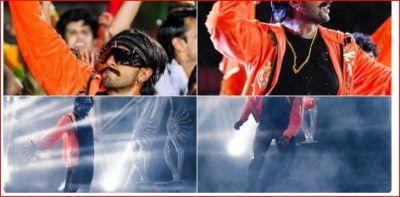 NEXA IIFA Awards 2019 : रणवीर सिंह के डांस पर मिटेंगे सेलेब्स, देखिए तस्वीरें