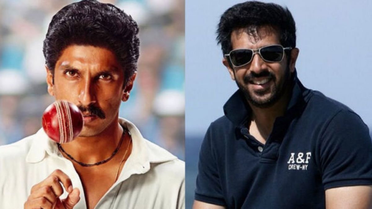 Ranveer Singh is one of those gifted people who can turn into any character: Kabir Khan