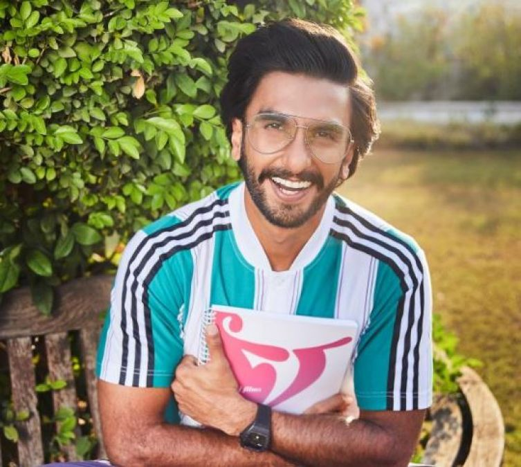Ranveer fulfilled his mother-in-law's wish, Said- 'I will meet in London now ..'