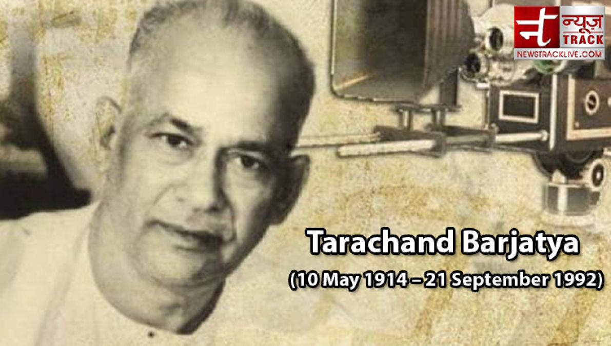 Tarachand Barjatya: Father wanted him to study law, but he earned names in films