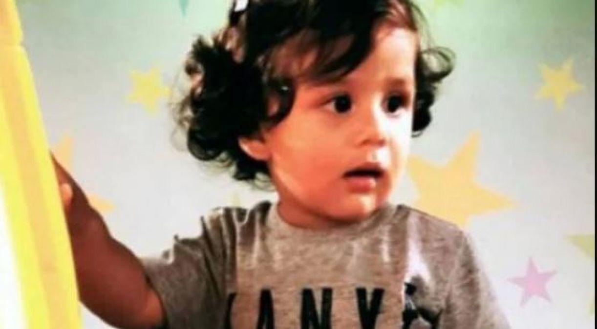 पापा शाहिद की तरह नजर आते हैं जैन, माँ मीरा ने पोस्ट की फोटो
