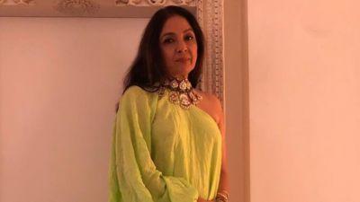 IIFA 2019: Neena Gupta showed her sassy style, see her beautiful picture!