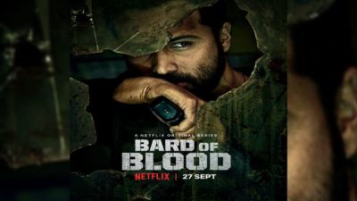 Bard Of Blood New Poster: Emraan Hashmi seen in serious but strong look