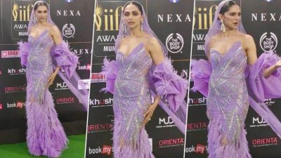 Deepika's baby bump seen in IIFA award, fans again said about pregnancy