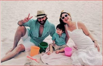 Mother Kareena Kapoor Khan reveals the sweetest thing Taimur says to her daily