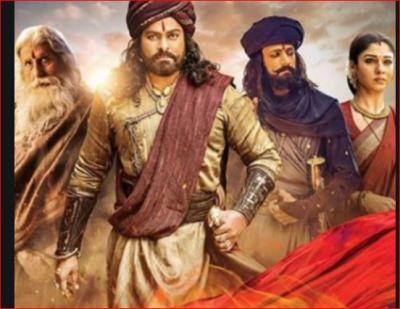 फिल्म 'साय रा नरसिम्हा रेड्डी का ट्रेलर' देखकर गदगद हुए आमिर खान, की जमकर तारीफ़