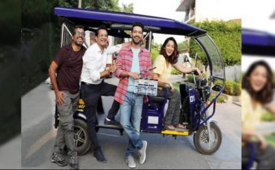 The shooting of Ginni Weds Sunny started in Delhi, Yami Gautam-Vikrant are playing an important role
