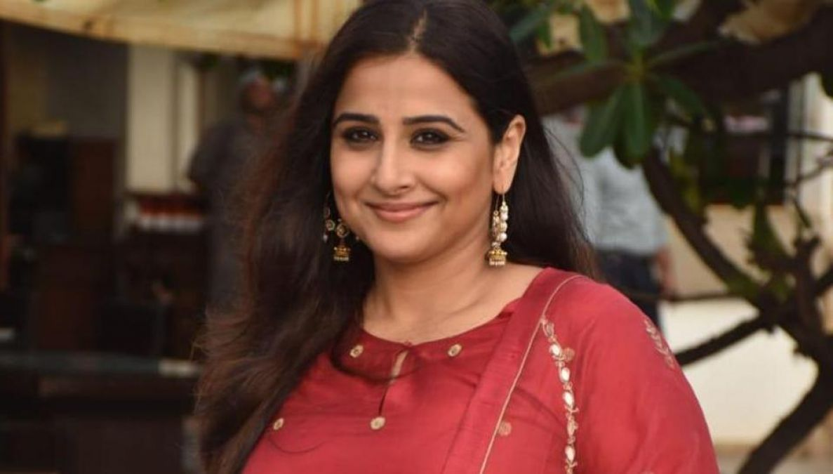 Vidya Balan to play the role of 'Shakuntala Devi' in her upcoming film