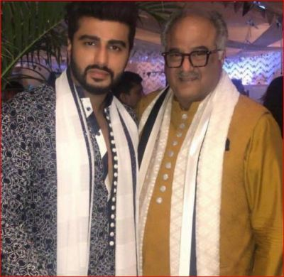 Boney Kapoor to make Hindi remake of this Tamil film to save Arjun's sinking career