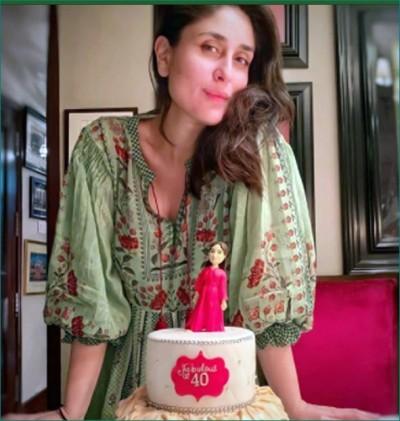 Kareena celebrates FABULOUS birthday at 40, photos surfaced