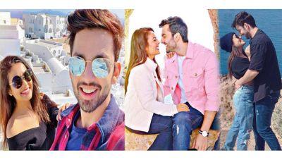 नेहा और हिमांश के प्यार की गहराई बयां करती हैं ये रोमांटिक तस्वीरें...